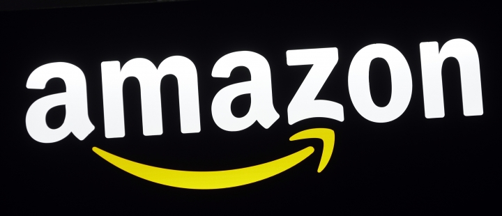 FILE - This Aug. 7, 2017, file photo shows an Amazon sign at a store in Hialeah, Fla. Just 20 cities are left standing in the competition for Amazon's second headquarters and the 50,000 jobs it will bring. Now comes the hard part for the finalists - and for Amazon. Based on the cities that made the cut, and what the company told some of the cities that didn't, the company will likely scrutinize six key criteria when making its final call. It plans to announce its decision this year. The 20 cities include Austin, Texas; Atlanta; Boston; New York City; Washington, D.C.; Los Angeles; and Nashville, Tennessee. (AP Photo/Alan Diaz, File)