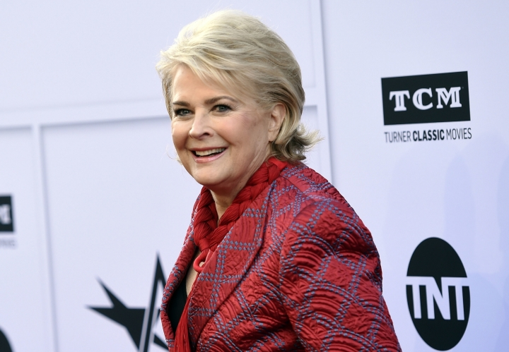 """FILE - In this June 8, 2017, file photo, actress Candice Bergen arrives at the 45th AFI Life Achievement Award Tribute to Diane Keaton in Los Angeles. CBS has given a 13-episode, series production commitment to a revival of """"Murphy Brown,"""" with Bergen reprising her role. (Photo by Chris Pizzello/Invision/AP, File)"""