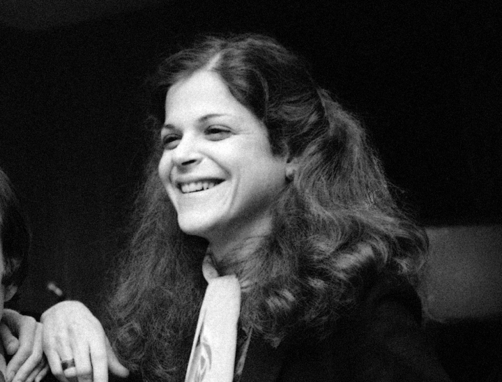 "FILE - In this Dec. 1, 1977 file photo, comedian Gilda Radner appears on the set of ""Saturday Night Live,"" in New York. A documentary about the comedian will kick off the 17th Tribeca Film Festival. The New York festival announced the opening-night selection of ""Love, Gilda"" on Tuesday. The Tribeca Film Festival runs April 18-29. (AP Photo/Ron Frehm, File)"