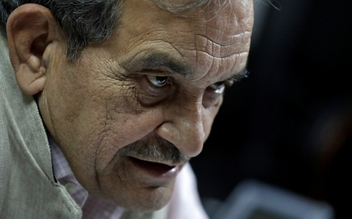 Chaudhary Birender Singh, Union Minister of Steel, Government of India, speaks during an interview with Reuters in New Delhi, India, March 13, 2018. REUTERS/Saumya Khandelwal