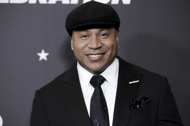 "FILE - In this Jan. 18, 2018, file photo, LL Cool J attends the Lip Sync Battle Live: A Michael Jackson Celebration in Los Angeles. The two-time Grammy-winning rapper tells The Associated Press that he will launch his new classic hip-hop Sirius channel called ""Rock the Bells Radio"" on March 28. (Photo by Richard Shotwell/Invision/AP, File)"