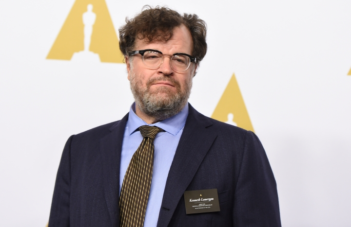 "FILE - In this Feb. 6, 2017 file photo, Kenneth Lonergan arrives at the 89th Academy Awards Nominees Luncheon in Beverly Hills, Calif. Lonergan wrote the four-part miniseries, ""Howards End,"" based on E.M. Forster's classic novel, premiering Sunday on Starz. (Photo by Jordan Strauss/Invision/AP, File)"