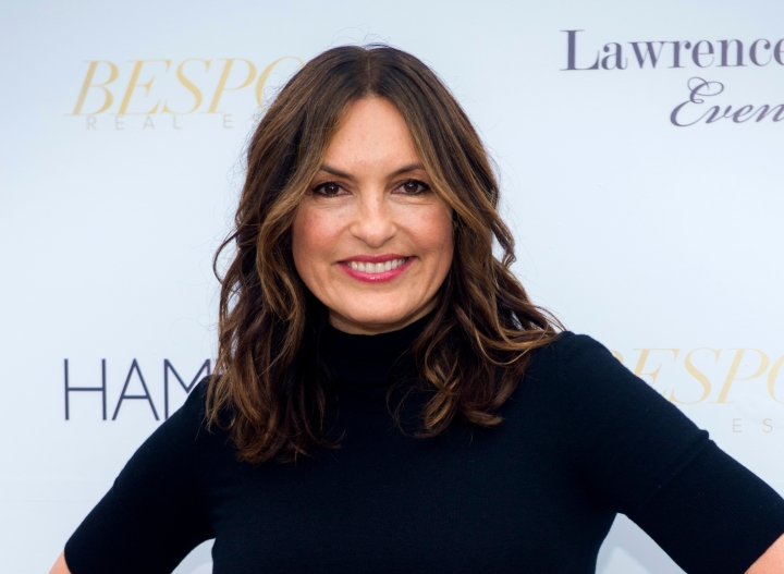 """FILE - In this May 27, 2017 file photo, actress Mariska Hargitay attends the Hamptons Magazine Memorial Day Soiree in Southampton, N.Y. Hargitay, who stars as Detective Olivia Benson in the police procedural """"Law and Order: SVU"""" for the past 19 seasons, has turned her clout as an advocate for victims in the upcoming HBO documentary, """"I Am Evidence,"""" where she also serves as producer. It premieres Monday on HBO. (Photo by Scott Roth/Invision/AP, File)"""