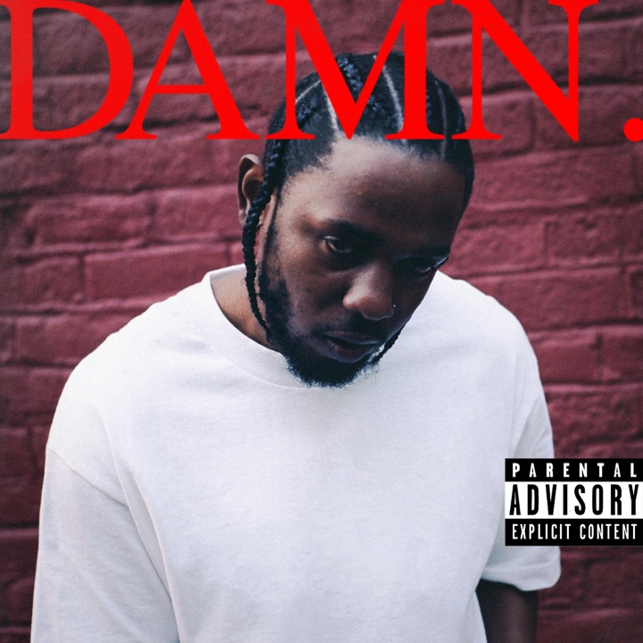 "This cover image released by Interscope Records shows ""Damn."" by Kendrick Lamar. On Monday, April 16, 2018, Lamar won the Pulitzer Prize for music for his album. (Interscope Records via AP)"