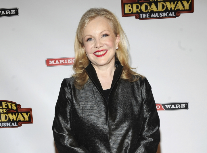 "FILE - In this April 10, 2014 file photo, director Susan Stroman attends the after party for the opening night of ""Bullets Over Broadway"" in New York. Stroman is featured in the documentary, ""Bathtubs Over Broadway,"" which premiered Saturday, April 21, 2018 at the Tribeca Film Festival. (Photo by Brad Barket/Invision/AP, File)"