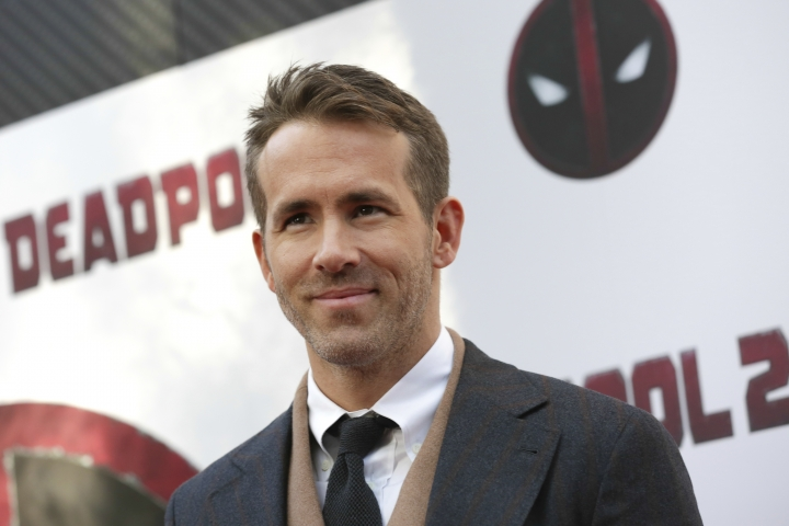 "FILE - In this May 14, 2018 file photo, actor-producer Ryan Reynolds attends a special screening of his film, ""Deadpool 2,"" at AMC Loews Lincoln Square in New York. (Photo by Brent N. Clarke/Invision/AP, File)"