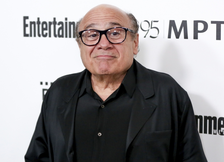"FILE - In this April 7, 2016 file photo, Danny DeVito arrives at the 5th Annual Reel Stories, Real Lives Benefit in Los Angeles. Disney has released its first teaser trailer for Tim Burton's remake of the classic ""Dumbo."" The live-action film stars Danny DeVito, Colin Farrell, Alan Arkin, Eva Green and Michal Keaton. Originally released in 1941, ""Dumbo"" is the story about an elephant with big ears who can fly. (Photo by Rich Fury/Invision/AP, File)"