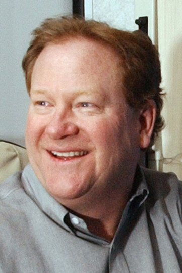 CORRECTS NAMES TO SCHULTZ IN SECOND REFERENCE - FILE - This Feb. 12, 2004, file photo shows radio talk-show host Ed Schultz in Fargo, N.D. Schultz, whose career took him from quarterbacking at a Minnesota college to national radio and television, died Thursday, July 5, 2018, in Washington, D.C. He was 64. (AP Photo/Dave Samson, File)