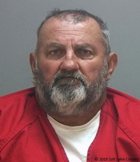 """This photo provided by the Salt Lake County Sheriffs Office shows Kevin Wayne Billings. Authorities say Billings, a 64-year-old Utah man shot and killed a code-enforcement officer, torched her truck and set a fire that destroyed the home next door. Jail documents released Friday, Aug. 10, 2018, state Billings said the officer working a routine follow-up call """"got what she deserved"""" after """"years of harassment."""" (Salt Lake County Sheriffs Office, via AP)"""