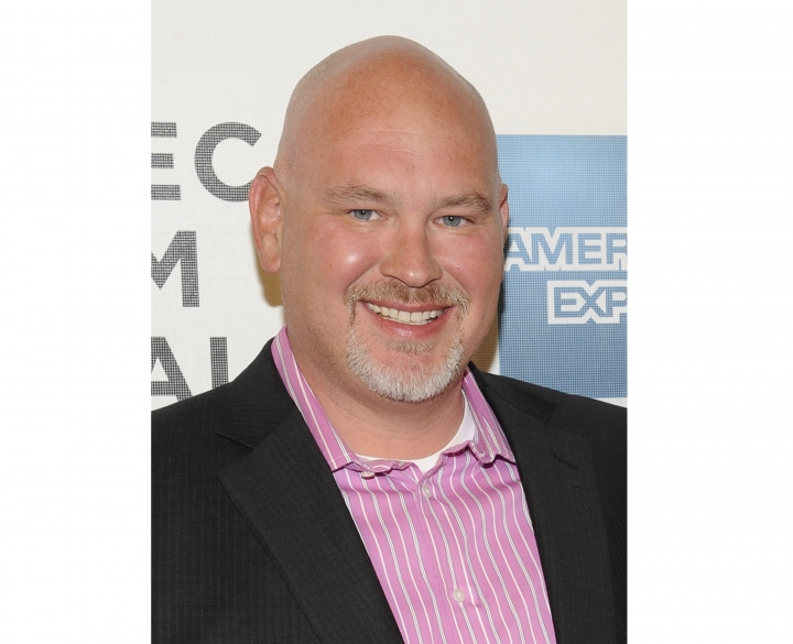 """FILE - In this April 25, 2012 file photo, political commentator Steve Schmidt attends the world premiere of """"Knife Fight"""" during the 2012 Tribeca Film Festival in New York. Schmidt says he'll take some inspiration from former NFL players who become television analysts when he starts appearing on Showtime's political show, """"The Circus."""" The political show is returning for a series of episodes focused on the midterm elections on Sunday. (AP Photo/Evan Agostini, File)"""