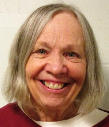 FILE - This 2017 photo provided by the Utah Department of Corrections shows Wanda Barzee. Barzee, a woman convicted of helping a former street preacher kidnap Elizabeth Smart as a teenager from her Salt Lake City bedroom in 2002 and held her captive will be released from prison next week. The surprise move announced Tuesday, Sept. 11, 2018, comes after authorities determined they had miscalculated the time 72-year-old Barzee previously served in federal custody. (Utah Department of Corrections via AP)
