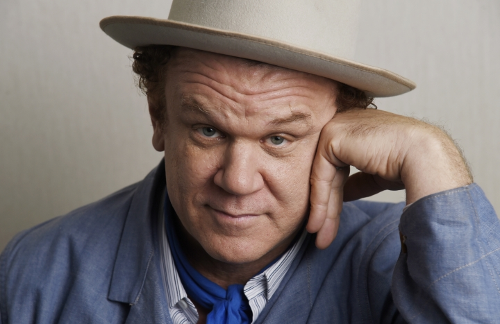 """In this Sept. 8, 2018 photo John C. Reilly, a cast member in the film """"The Sisters Brothers,"""" poses for a portrait at the Adelaide Hotel during the Toronto International Film Festival in Toronto. (Photo by Chris Pizzello/Invision/AP)"""