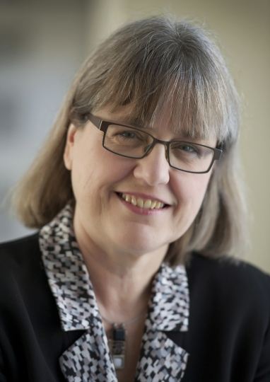 This undated photo provided by the University of Waterloo shows Canadian professor Donna Strickland. American Arthur Ashkin, Canadian Strickland, and French scientist Gerard Mourou won the 2018 Nobel Prize in Physics announced Tuesday, Oct. 2, 2018, for work in laser physics. (University of Waterloo/The Canadian Press via AP)