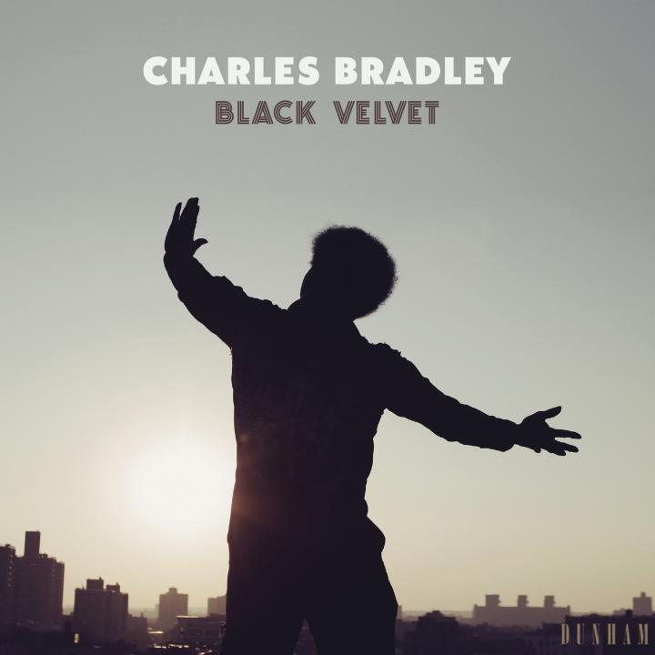 "This cover image released by Dunham/Daptone Records shows ""Black Velvet,"" a release by Charles Bradley. (Dunham/Daptone Records via AP)"