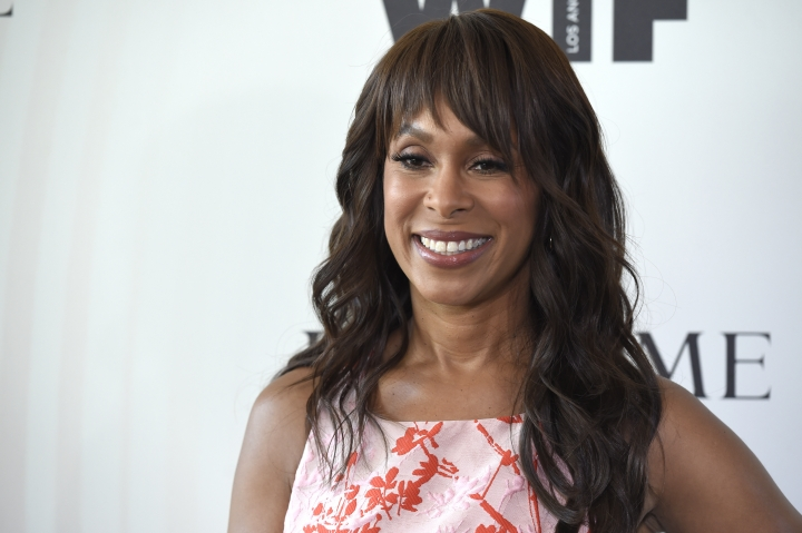 FILe - In this June 13, 2018 file photo, Channing Dungey arrives at the Women In Film Crystal and Lucy Awards in Beverly Hills, Calif. Disney-owned ABC said Friday that Dungey has decided to exit as ABC Entertainment president. She will be replaced by Karey Burke, a programming development executive at Freeform. (Photo by Chris Pizzello/Invision/AP, File)