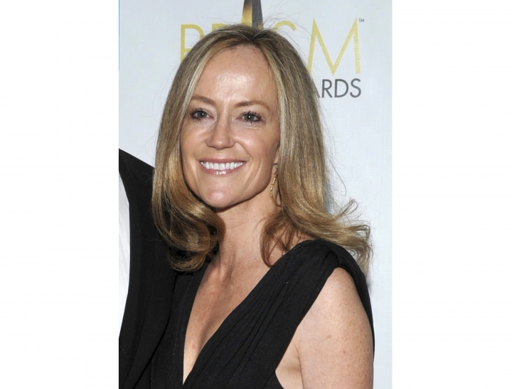 FILE - In this April 25, 2013 file photo, Karey Burke arrives at the 17th Annual Prism Awards in Beverly Hills, Calif. Burke, a programming development executive at Freeform network, will replace Channing Dungey as ABC Entertainment president. (Photo by Vince Bucci/Invision/AP, File)