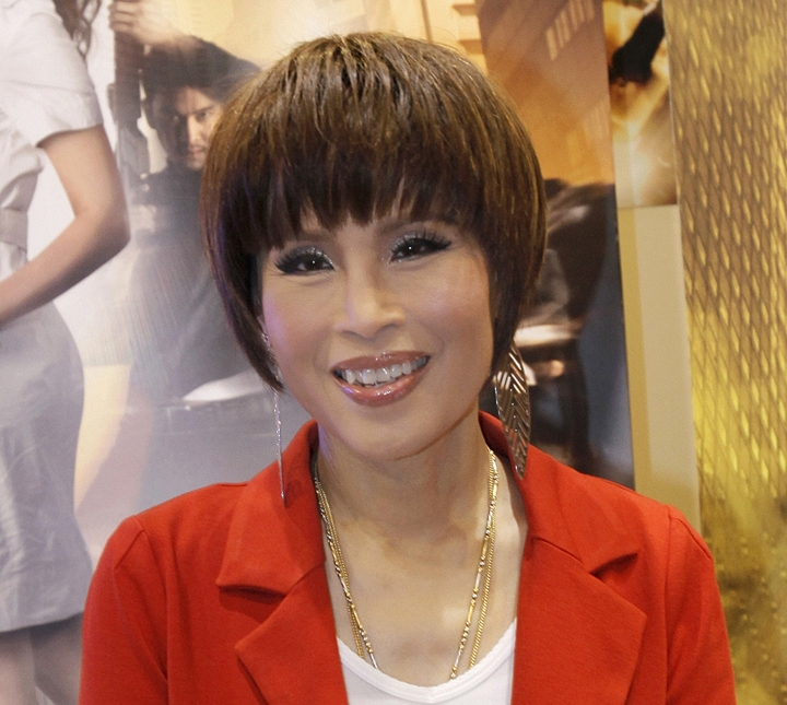 In this March 24, 2010, photo, Thai Princess Ubolratana poses for a photo during her visit to promote Thailand's film industry at the Entertainment Expo Hong Kong Filmart. Thai Raksa Chart party selected Friday, Feb. 8, 2019, the princess as its nominee to serve as the next prime minister, upending tradition that the royal palace plays no public role in politics and upsetting all predictions about what may happen in the March election. (AP Photo/Vincent Yu)