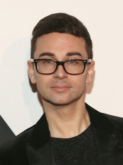 "Christian Siriano attends the season premiere of Bravo's ""Project Runway"" at Vandal on Thursday, March 7, 2019, in New York. (Photo by Andy Kropa/Invision/AP)"