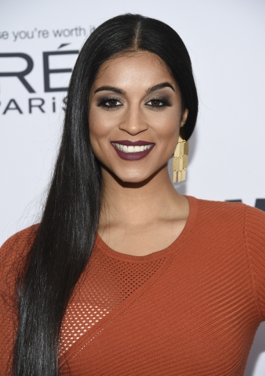 """FILE - In this Monday, Nov. 13, 2017 file photo, Lilly Singh attends the 2017 Glamour Women of the Year Awards at Kings Theatre in New York. NBC is shaking up late-night TV, giving Carson Daly's slot to a woman of color who's a star on YouTube. The network said Thursday, March 14, 2019, that a new show, titled """"A Little Late with Lilly Singh,"""" will air at 1:35 a.m. EDT beginning in September. (Photo by Evan Agostini/Invision/AP, File)"""