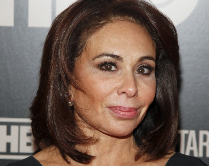 "FILE - In this Jan. 28, 2015, file photo, Jeanine Pirro attends the HBO Documentary Series premiere of ""THE JINX: The Life and Deaths of Robert Durst,"" in New York. Fox News weekend host Pirro's show didn't air Saturday night, March 16, 2019, a week after her comments questioning U.S. Rep. Ilhan Omar over her wearing a Muslim head covering. No explanation was given. (Photo by Andy Kropa/Invision/AP, File)"