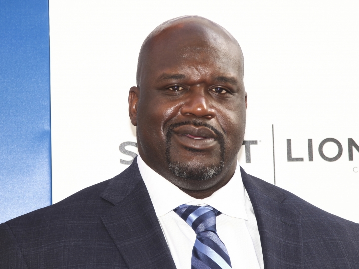 "FILE - In this June 26, 2018 file photo, Shaquille O'Neal attends the world premiere of ""Uncle Drew"" at Alice Tully Hall in New York. Papa John's has a new pitchman: Shaquille O'Neal. The chain says the basketball Hall of Famer will appear on TV commercials and other advertisements. He will also join the company's board of directors and invest in nine of its restaurants. (Photo by Andy Kropa/Invision/AP)"
