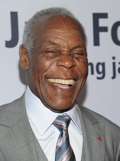 """Danny Glover walks the red carpet at the Jazz Foundation of America's 17th annual """"A Great Night In Harlem"""" gala concert at the Apollo Theater on Thursday, April 4, 2019, in New York. (Photo by Brad Barket/Invision/AP)"""