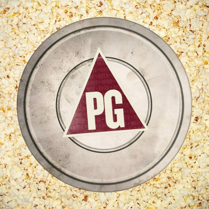 "This cover image released by Real World Records shows ""Rated PG,"" a release by Peter Gabriel. (Real World Records via AP)"