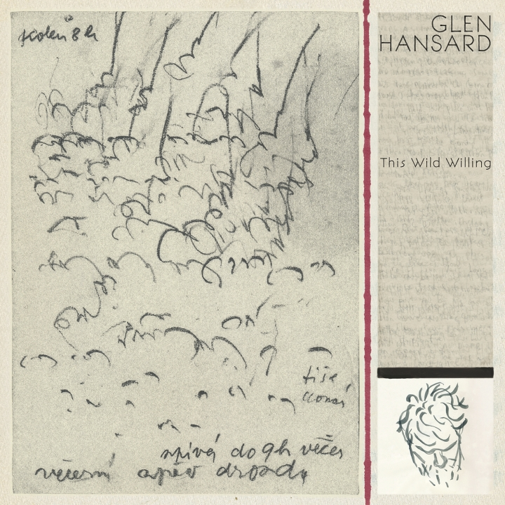 "This cover image released by ANTI-Records shows ""This Wild Willing,"" a release by Glen Hansard. (ANTI-Records via AP)"