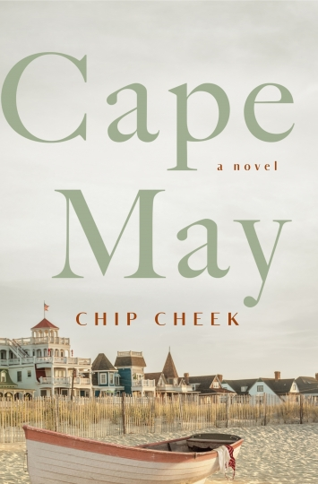 "This image released by Celadon Books shows ""Cape May,"" a novel by Chip Cheek. (Celadon Books via AP)"