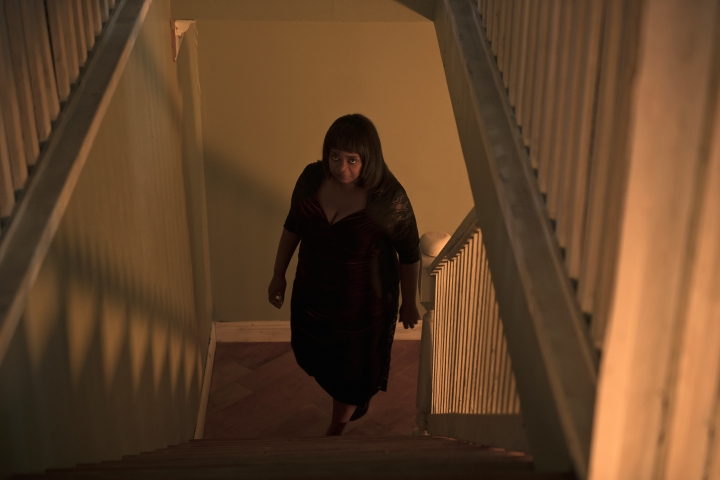 """This image released by Universal Pictures shows Octavia Spencer as Sue Ann in a scene from the horror film, """"Ma,"""" directed by Tate Taylor. (Anna Kooris/Universal Pictures via AP)"""