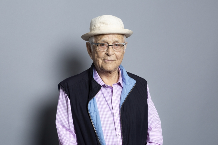 "FILE - This July 29, 2018 file photo shows executive producer Norman Lear at the Television Critics Association Summer Press Tour in Beverly Hills, Calif. A 90-minute ABC special will celebrate the writer, director and producer of classic comedies, ""All in the Family"" and ""The Jeffersons."" It airs May 22. (Photo by Willy Sanjuan/Invision/AP, File)"