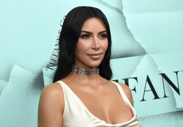 FILE - This Oct. 9, 2018 file photo shows Kim Kardashian West at the Tiffany & Co. 2018 Blue Book Collection: The Four Seasons of Tiffany celebration in New York. Brittany K. Barnett and MiAngel Cody are warrior attorneys with a mission: Freeing nonviolent drug offenders serving life in a federal system they're working to reform. When it comes to the cause, their energy is boundless. What they have no energy for is explaining why they're immensely grateful to Kim Kardashian West for joining the fight, catching some headlines in the process.(Photo by Evan Agostini/Invision/AP, File)