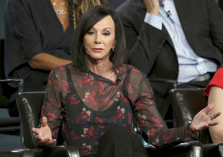 """FILE - In this Feb. 5, 2019, file photo, former O.J. Simpson prosecutor Marcia Clark participates in the """"The Fix"""" panel during the ABC presentation at the Television Critics Association Winter Press Tour in Pasadena, Calif. Clark, the trial's lead prosecutor, quit law after the case, although she has appeared frequently as a TV commentator on high-profile trials over the years and on numerous TV news shows. She was paid $4 million for her Simpson trial memoir, """"Without a Doubt,"""" and has gone on to write a series of crime novels. (Photo by Willy Sanjuan/Invision/AP, File)"""