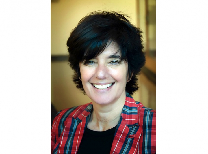 This undated image released by Random House shows Susan Kamil, executive vice president and publisher of Random House and imprints such as Dial Press and One World. Kamil died Sunday, Sept. 8, 2019 from complications relating to lung cancer. She was 69. (Random House via AP)
