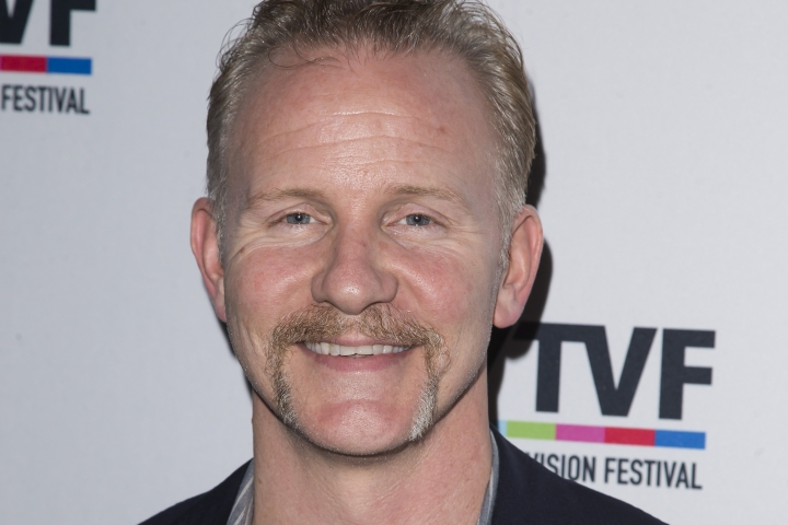 "FILE - In this Oct. 20, 2015 file photo, Morgan Spurlock attends the 11th Annual New York Television Festival ""CNN Presents: An Original Take on the Stories of Now"" at the SVA Theatre in New York. Spurlock has gone from being an avid Big Mac consumer in ""Super Size Me"" to serving his own chicken sandwiches in ""Super Size Me 2: Holy Chicken!"" _ a sober look at an industry that processes 9 billion animals a year in America. Viewers watch as the filmmaker goes to Alabama to learn about raising chicks and follow the process all the way until he opens his own chicken restaurant in central Ohio, the nation's test-market capital.(Photo by Ben Hider/Invision/AP, File)"