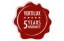Vertilux 5 Years Warranty