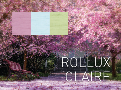 Rollux Claire It's Always Spring!