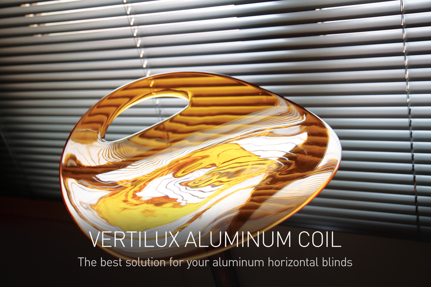 Vertilux's Aluminum Venetian Blinds: Simplicity, Functionality and Aesthetics.