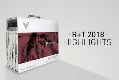 R+T'18 Highlights: Vertilux Portfolio