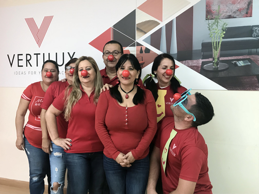 It's Red Nose Day! Let's come together to end child poverty, 