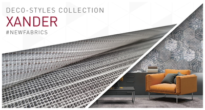 Xander: New addition to our Deco-Styles Collection