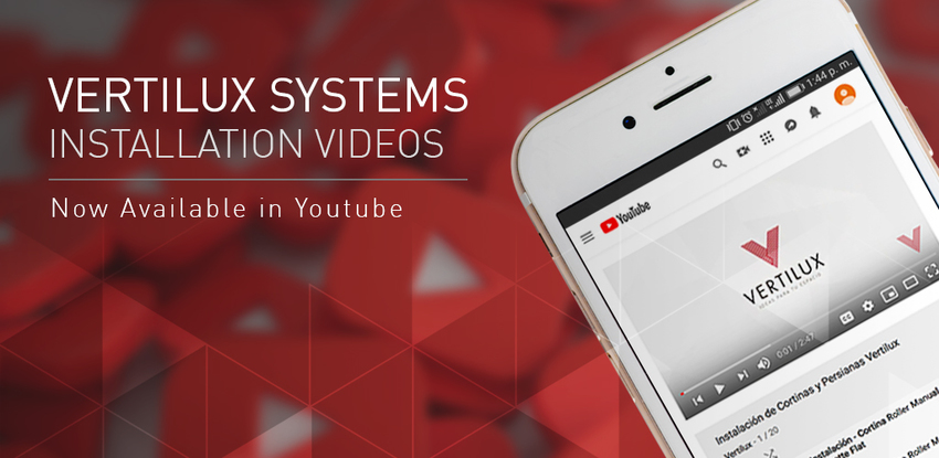 Vertilux Systems Installation Videos