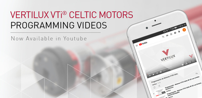 Vertilux VTi® Celtic Motors Programming Videos