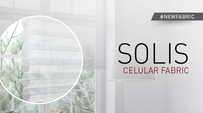 New Solis Cellular Fabric