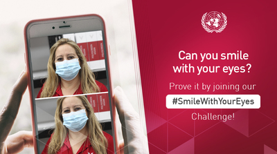 Vertilux brings hope,  joy and lots of smiles with a social media challenge