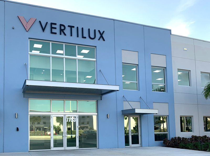 Vertilux new headquarters