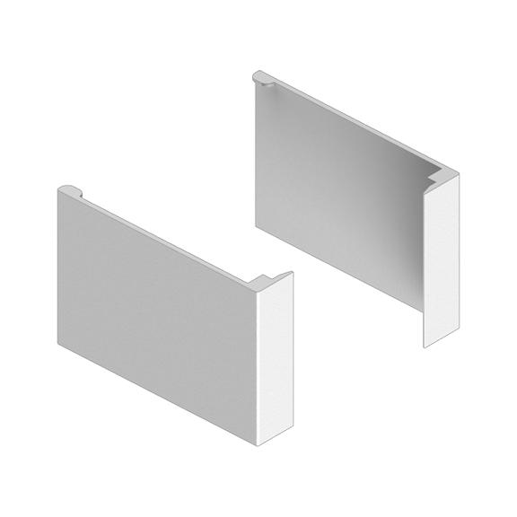 Vertilux Blinds Amp Shades 174 Sliding Panel 4 Channel End