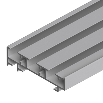 Vertilux Blinds Amp Shades 174 Sliding Panel 3 Channel Aluminum Track