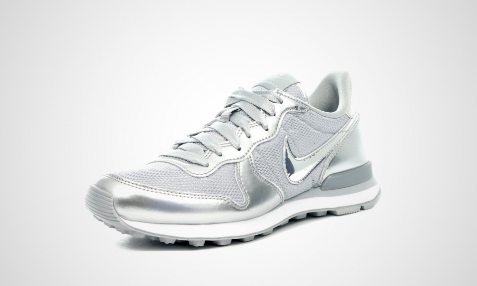 Nike silber