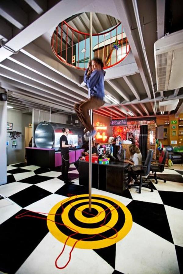 Employee Creativity Encouraged By Crazy Decoration